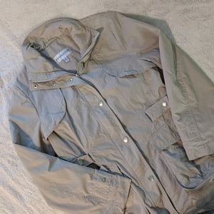 Pendleton Button/Zipper Raincoat